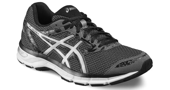 asics Gel-Excite 4 Shoe Men Carbon/Silver/Black